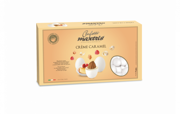 Maxtris Creme Caramel