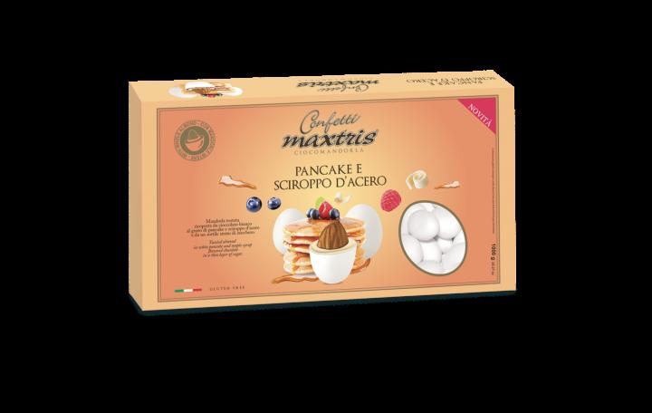 Maxtris Pancake e Sciroppo...