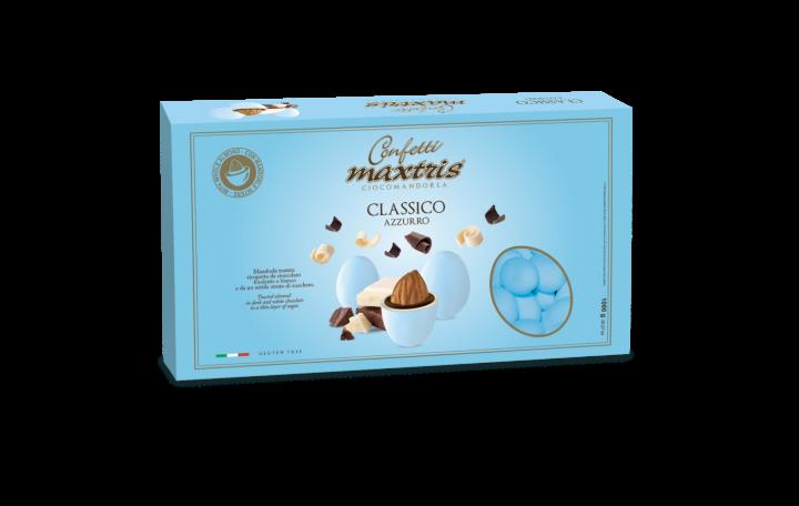 Mini Maxtris Classico Celeste