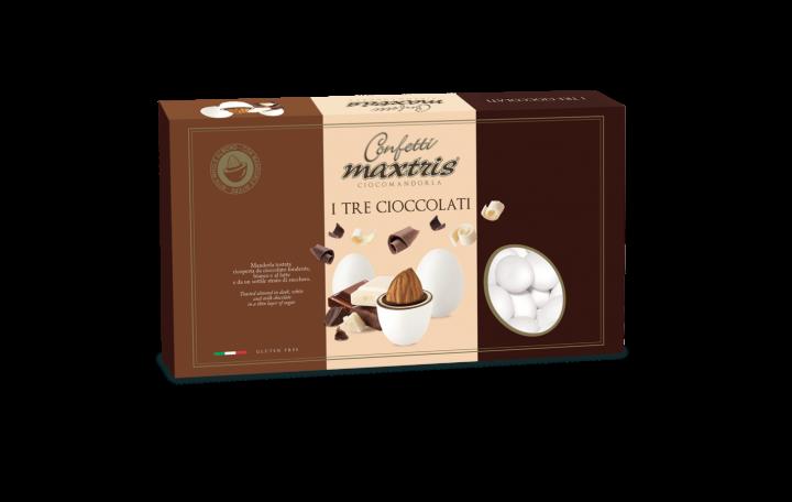 Maxtris i Tre Cioccolati