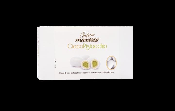 Maxtris Ciocopistacchio Bianco