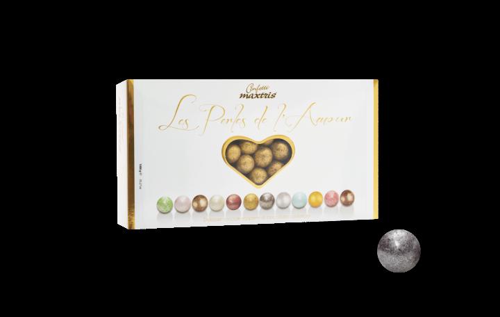 Les Perles Hiver - Argent