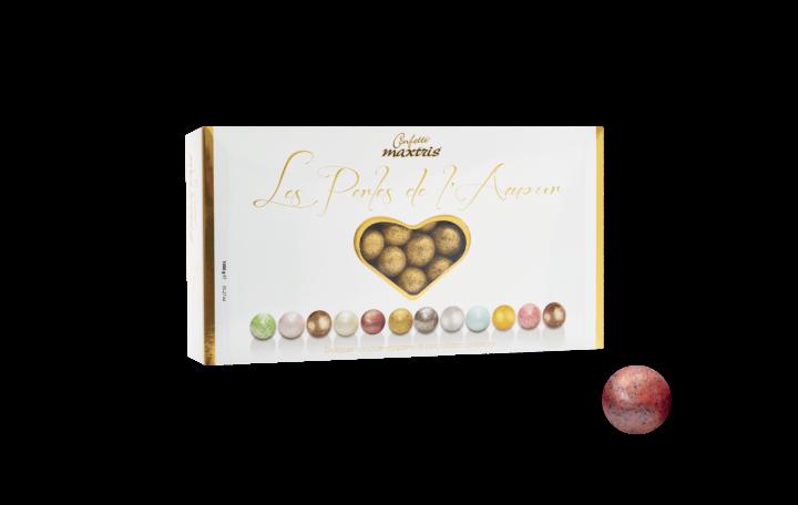 Les Perles Hiver - Cuivre