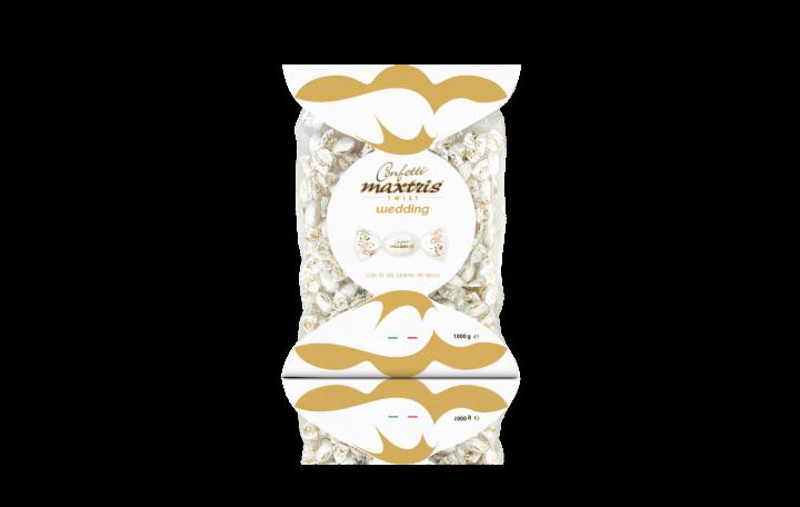 Busta Maxtris Twist - Bianco