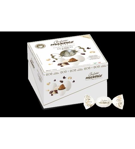 Vassoio Cadeaux Twist Maxtris - Bianco