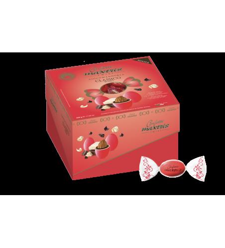 Vassoio Cadeaux Twist Maxtris - Rosso