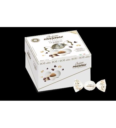 Vassoio Cadeaux Twist Noisettes - Bianco