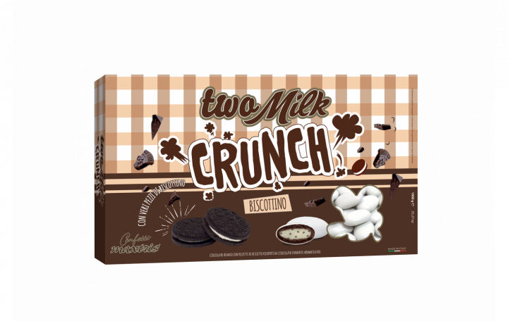 Two Milk Crunch Biscottino