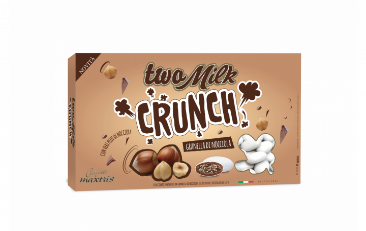 Two Milk Crunch Granella di...