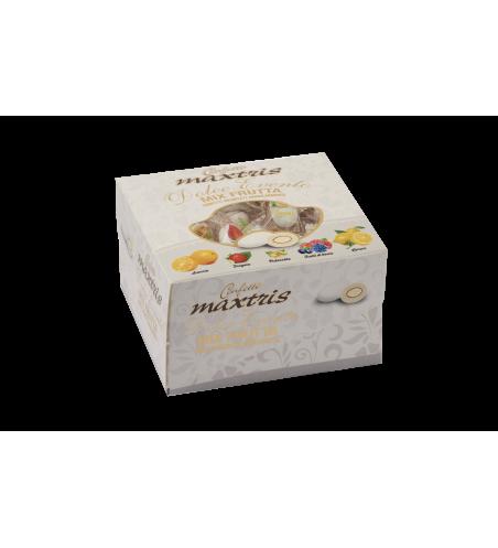 Vassoio Dolce Evento Maxtris Mix Frutta Bianco