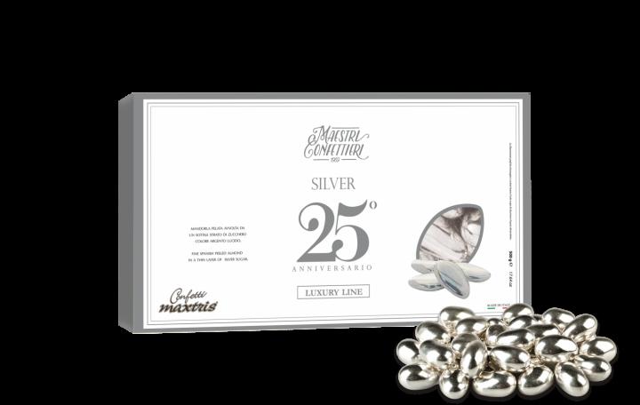 Confetti al Cioccolato Argento