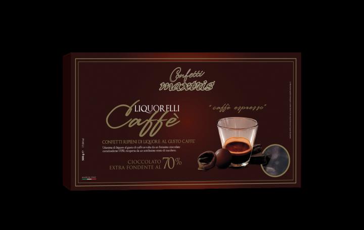 Maxtris Liquorelli Caffè