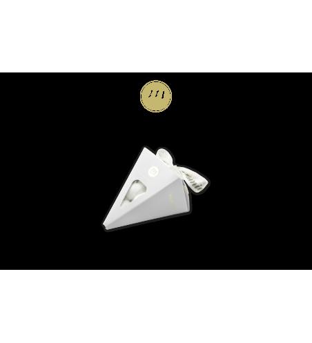 Cono Piccolo Bianco 25° Anniversario