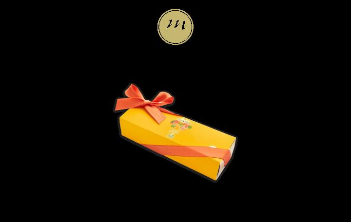 Cassettino Mini Happy Birthday