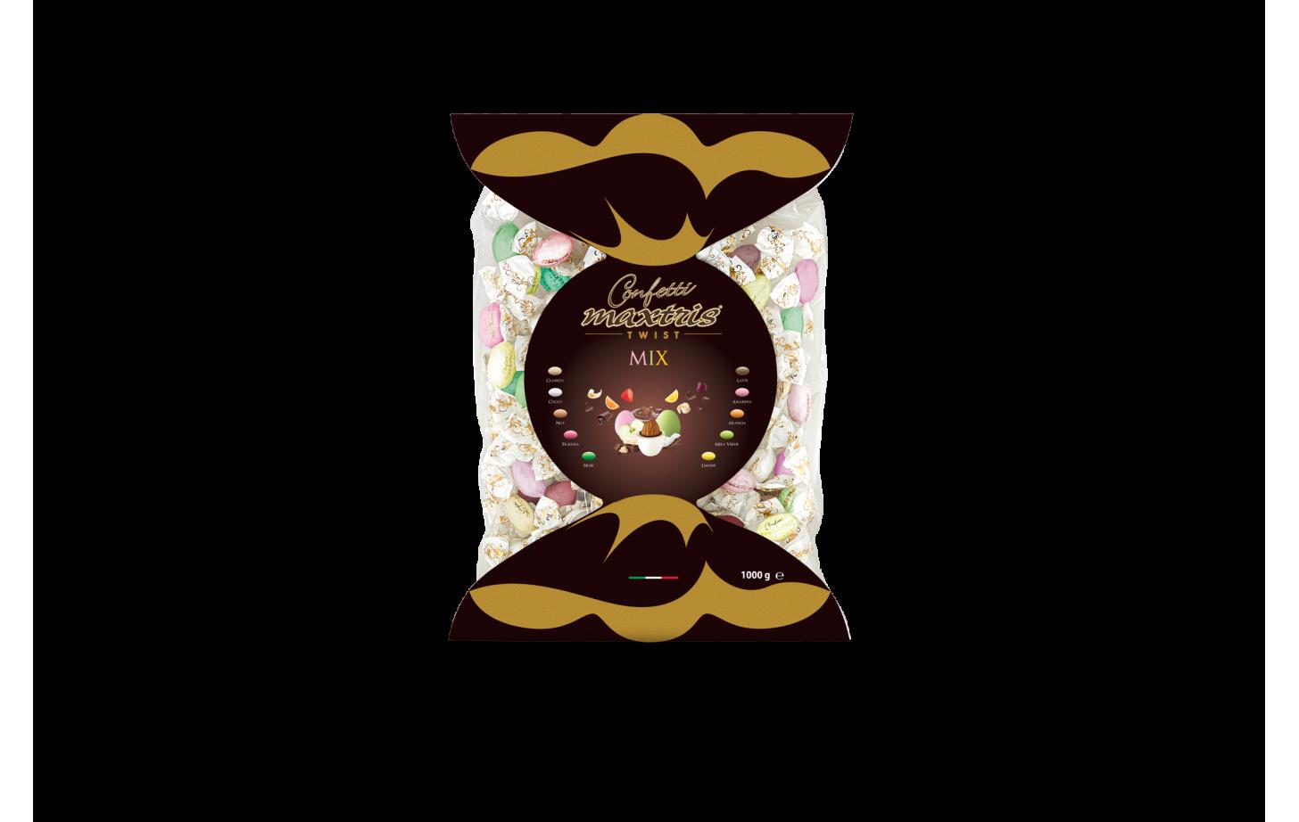 Confetti al Cioccolato Dorati