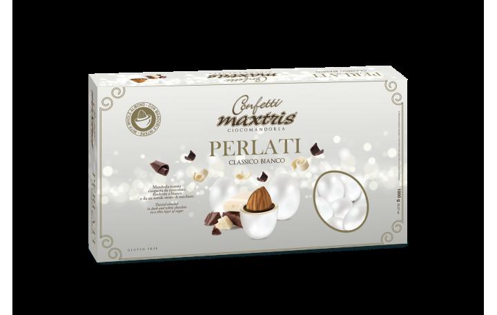 Maxtris Perlato Bianco